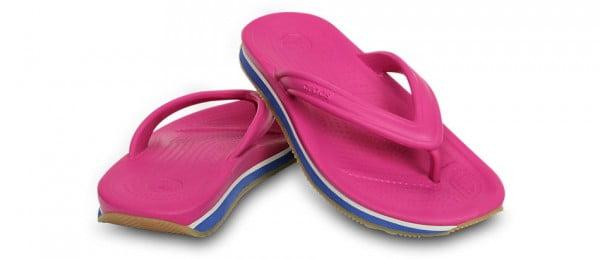 chanclas-crocs-kids-retro-flip-flop