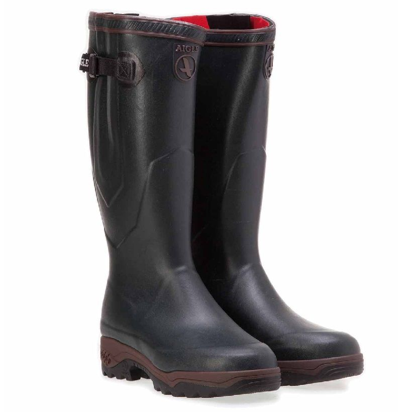 aigle parcours 2 iso las primeras botas de goma antifatiga botas de agua. Black Bedroom Furniture Sets. Home Design Ideas