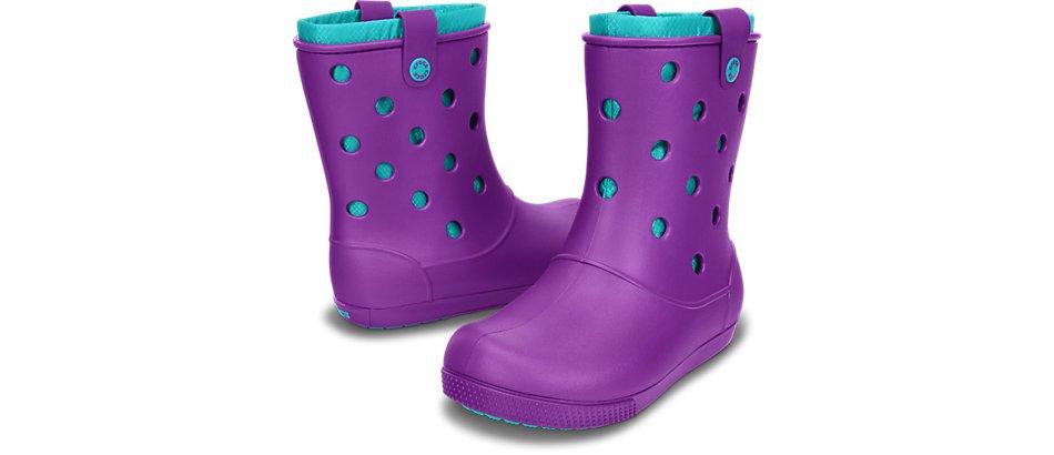 Botines Mujer Crocs: crocband airy boots