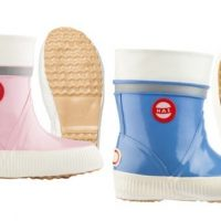 Hai K - Botas de agua para niños pequeños
