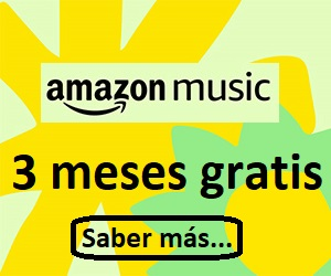 Banner para Promoción Amazon Music
