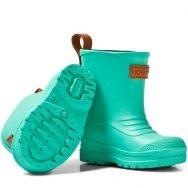 Kavat Krytgöl verde bota de agua para niños